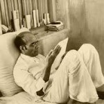 Savarkar reading